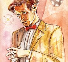11th Doctor by tommieglenn