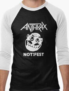 Anthrax Men's Baseball ¾ T-Shirt