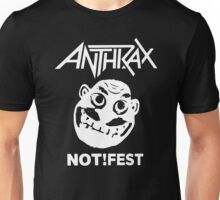 Anthrax Unisex T-Shirt