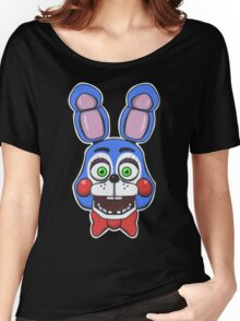 Bonnie FIVE NIGHT AT FREDDY'S Women's Relaxed Fit T-Shirt