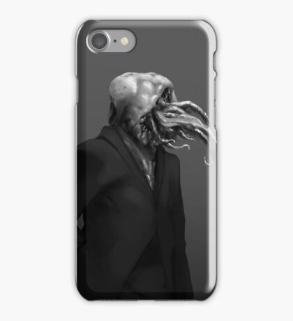 Ready for the interview iPhone Case/Skin