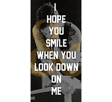 Austin Carlile Quotes Photographic Print