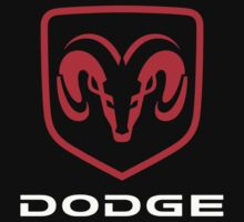 Dodge Ram Viper Challenger Charger Classic Logo One Piece - Short Sleeve