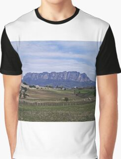 Mt Roland, Tasmania Graphic T-Shirt