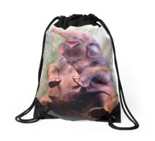 Tons of Fun Drawstring Bag