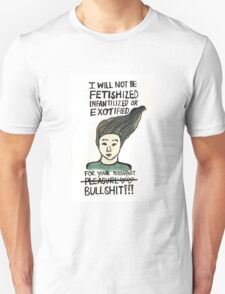 Your Misogynist Bullshit T-Shirt