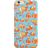 Sunny Submarines iPhone Case/Skin