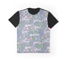 How Does Your Garden Grow Graphic T-Shirt