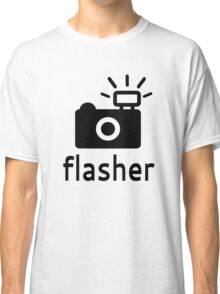 Flasher Classic T-Shirt