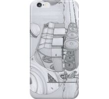 The Gypsy Rover iPhone Case/Skin