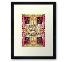 Haters Gonna Hate Queen Marie-Antoinette Petit Trianon Framed Print