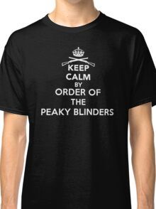 NEW PEAKY BLINDERS Inspired Classic T-Shirt