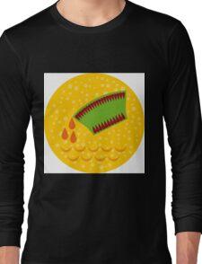 Water-Bearer or Aquarius zodiac sign Long Sleeve T-Shirt