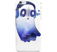 Napstablook Galaxy Undertale design iPhone Case/Skin