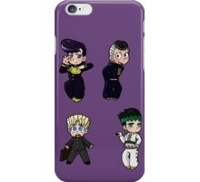 Diamond is Unbreakable Chibi collection iPhone Case/Skin