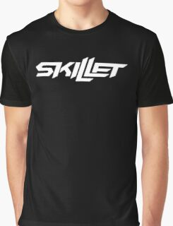 Skillet Band Logo Graphic T-Shirt