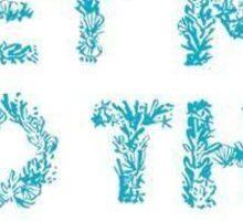 Lilly Beach Sticker