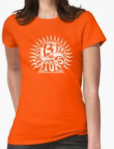 The 13th Floor Elevators Womens Fitted T-Shirt