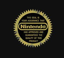 Nintendo Seal of Quality Unisex T-Shirt