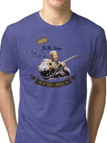 B.B. King - Rest In Peace Tri-blend T-Shirt