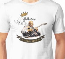 B.B. King - Rest In Peace Unisex T-Shirt
