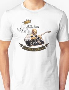 B.B. King - Rest In Peace T-Shirt