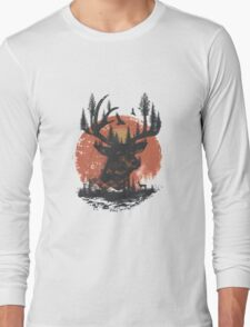 Look Deep Into Nature Long Sleeve T-Shirt