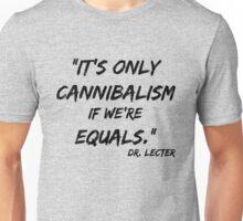 Hannibal - Cannibalism Unisex T-Shirt