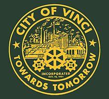 True Detective - City of Vinci logo or by olivergraham