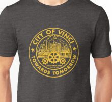 True Detective - City of Vinci logo or Unisex T-Shirt