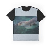 Swimming Penguin - limited supply Graphic T-Shirt