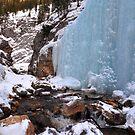 King Creek icefalls by zumi