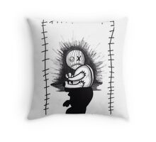 Lost childhood Throw Pillow