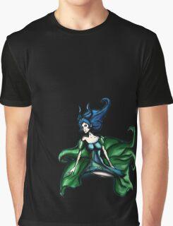 Green Goddess Graphic T-Shirt
