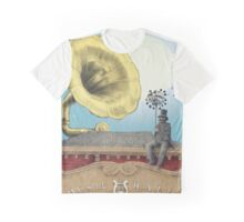 The Music Hall Graphic T-Shirt