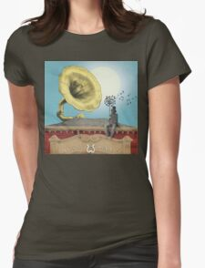 The Music Hall Womens Fitted T-Shirt