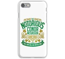 Conor McGregor - Limited Edition iPhone Case/Skin