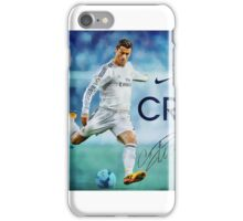 Ronaldo Pillow  iPhone Case/Skin