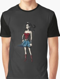 Gothic Wonder Graphic T-Shirt