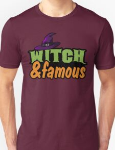 Witch & Famous - Tshirts & Accessories T-Shirt