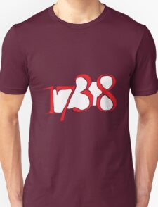1738 - red T-Shirt