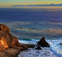 Pelican Cove In Rancho Palos Verdes  by K D Graves Photography
