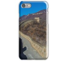 The Great Wall of China iPhone Case/Skin