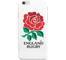 ENGLAND RUGBY FOOTBALL TEAM iPhone Case/Skin