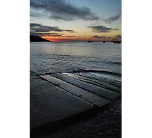 Horseshoe Bay Boat Ramp Photographic Print
