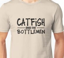 Catfish & The Bottlemen funny nerd geek geeky Unisex T-Shirt