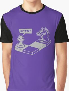 Chess Geek Nerd funny nerd geek geeky Graphic T-Shirt