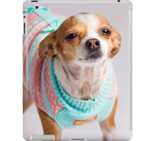 Karina the Precious Chihuahua iPad Case/Skin