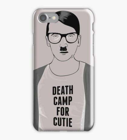 BEER PONG : DEATH CAMP FOR CUTIE iPhone Case/Skin