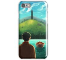 Merlin - Thank you iPhone Case/Skin